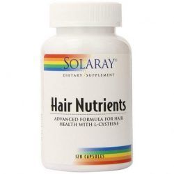 Hair Nutrients 120 vegcaps